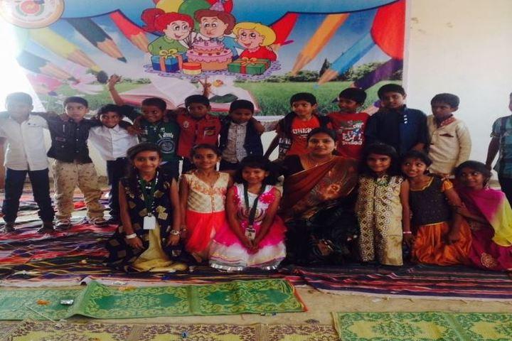 Pragathi The School-Kids