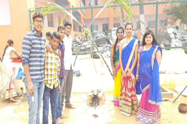 Pragathi The School-Pongal Day