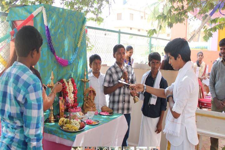 Pragathi The School-Prayer