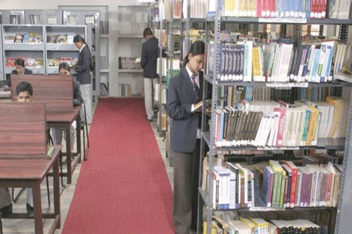 Prakruti National School-Library
