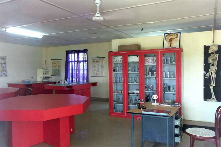 Holy Brook Senior Secondary School-Biology Lab
