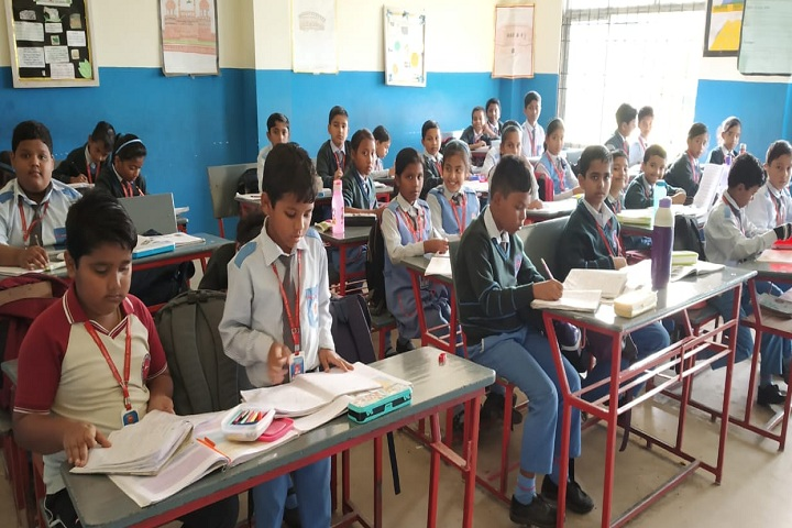Holy Brook Senior Secondary School-Classroom