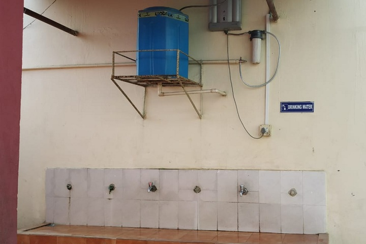 Holy Brook Senior Secondary School-Drinking water