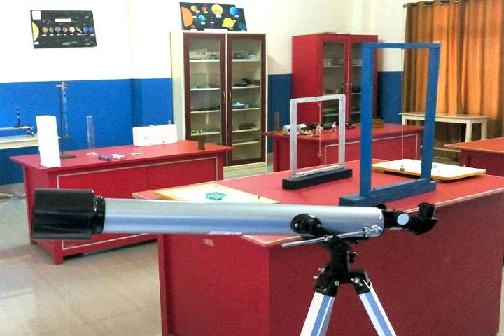 Holy Brook Senior Secondary School-Physics Lab