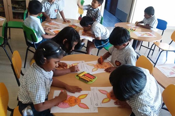 Prudence International Residential School-Activity