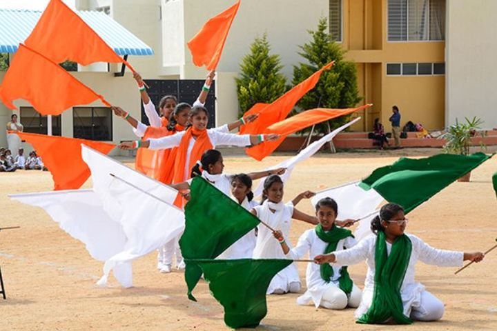 Prudence International Residential School-Republic Day Celebrations
