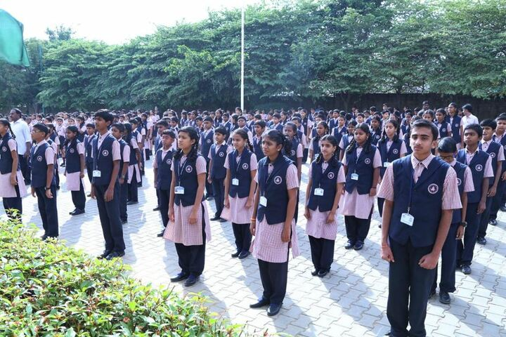 R L Jalappa Central School-Assembly