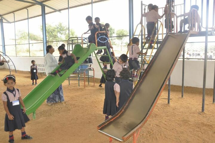 R L Jalappa Central School-Kids Play Area