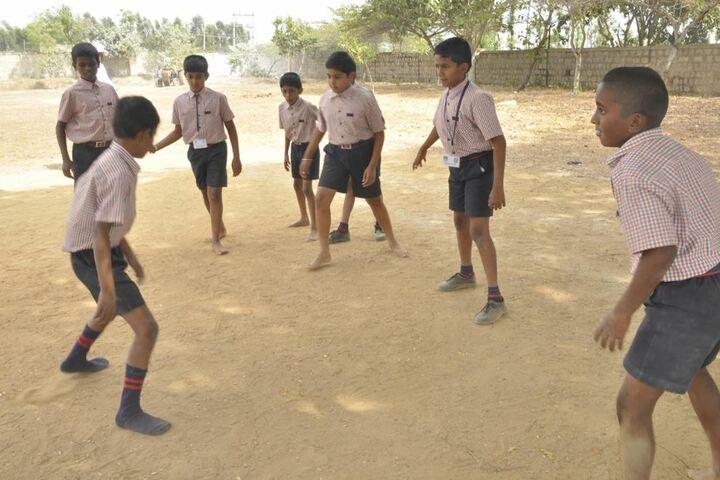 R L Jalappa Central School-Sports
