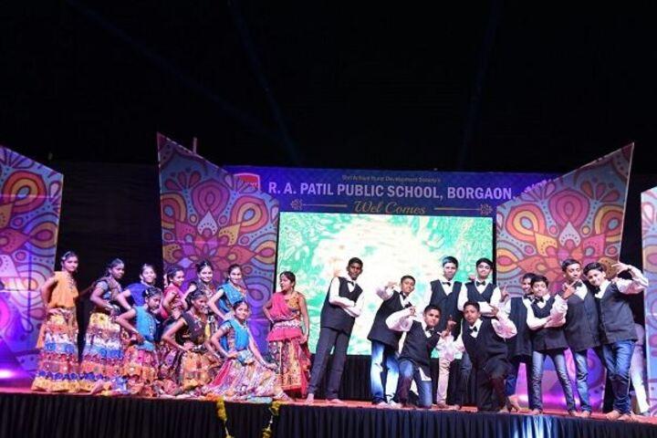 R A Patil Public School-Annual Day