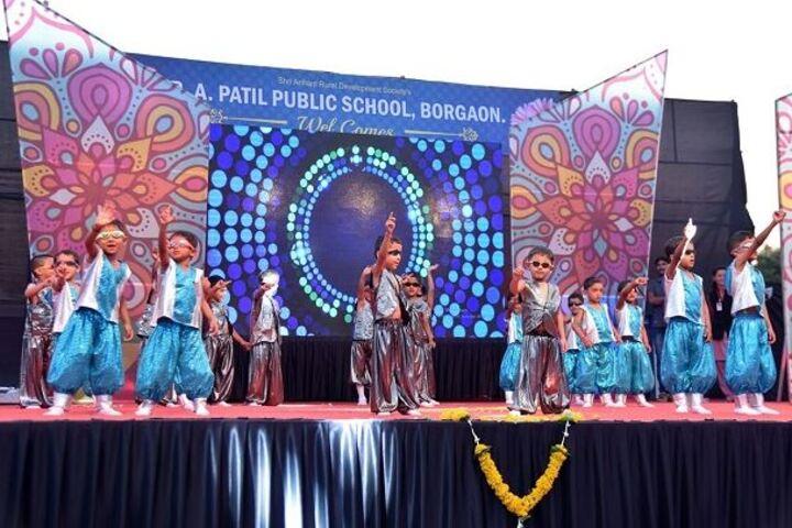 R A Patil Public School-Kids