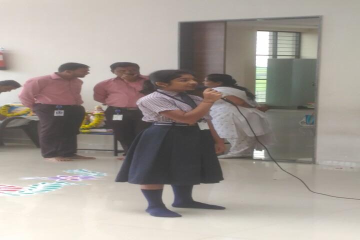 R A Patil Public School-Singing