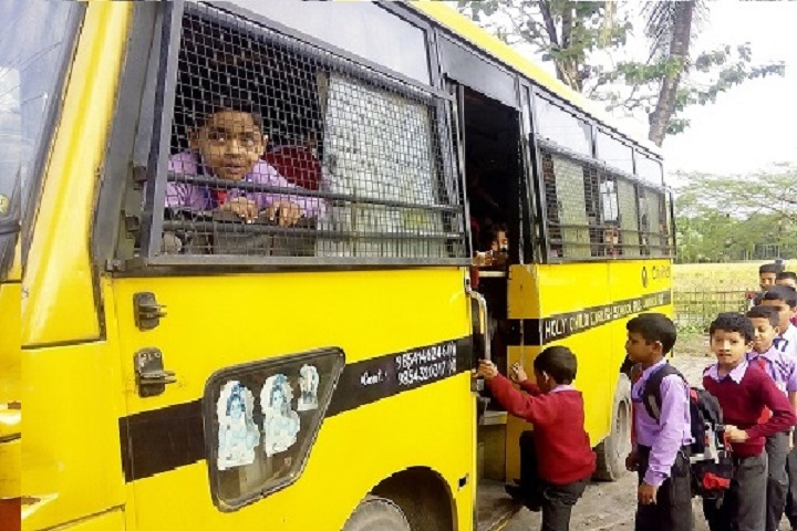 Holy Child English School-Transport
