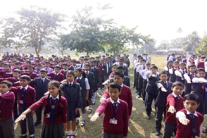 Holy Child English School-prayer