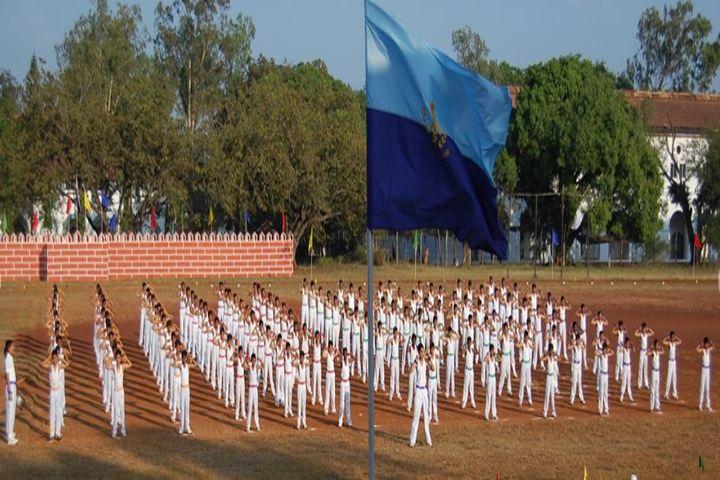 Rashtriya Military School-Activity