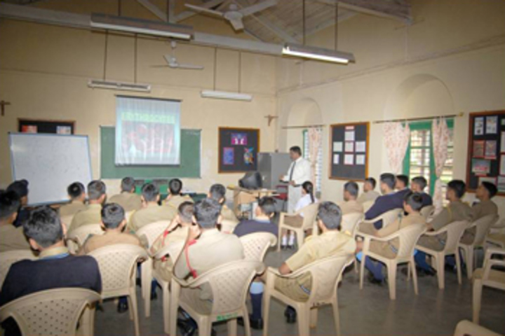 Rashtriya Military School-Biology Lab
