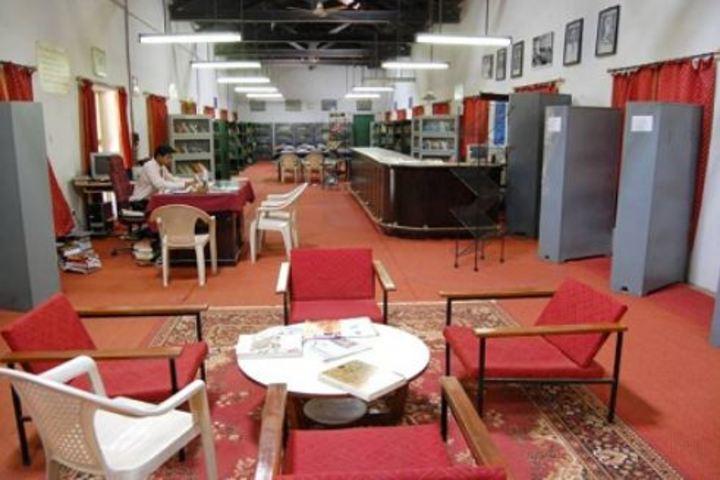Rashtriya Military School-Library