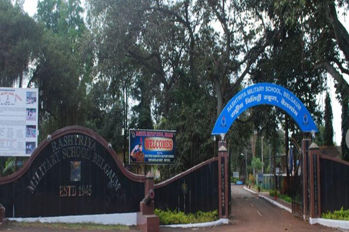 Rashtriya Military School-School Entrance