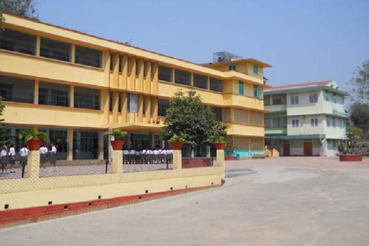 Holy Child School-Building