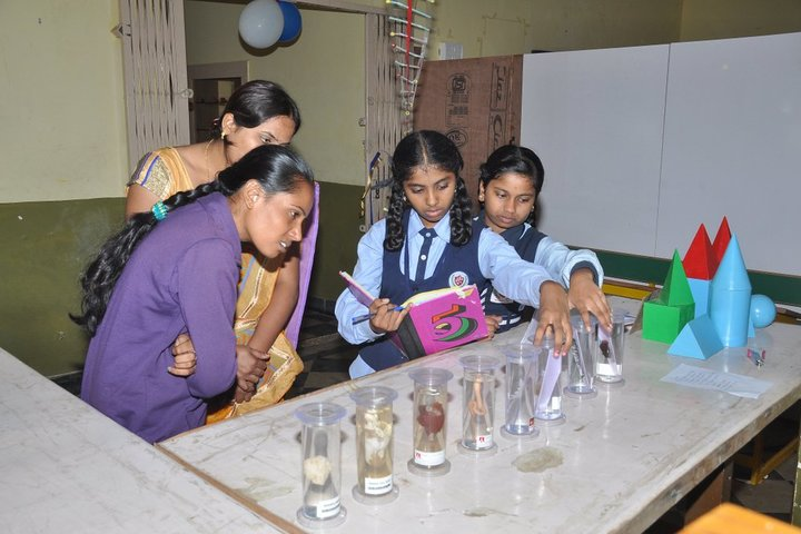 Rockvalley International School-Biology Lab