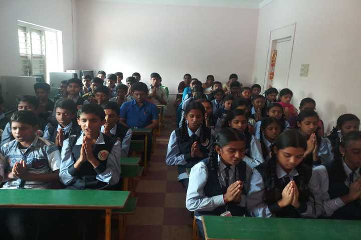 Rockvalley International School-Class Room