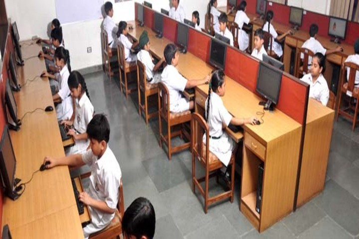 Rockvalley International School-Computer Lab