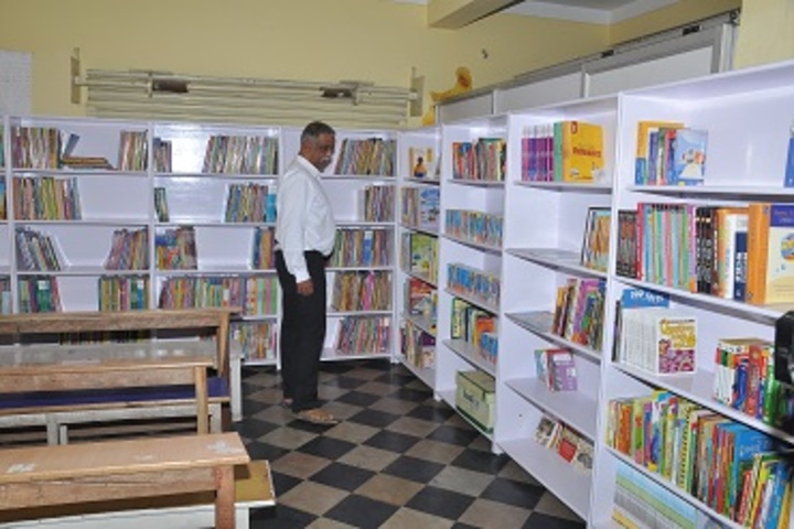 Rockvalley International School-Library