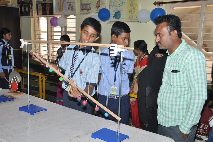 Rockvalley International School-Science Lab