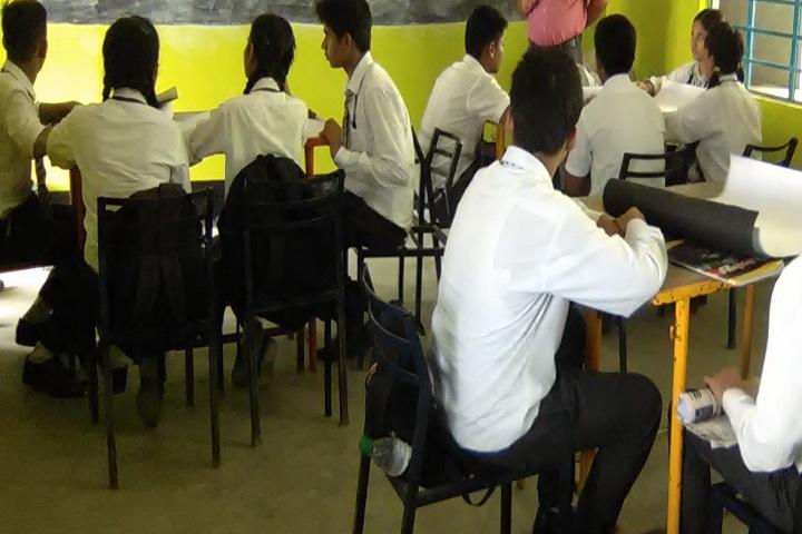 Holy Child Public School-Classroom