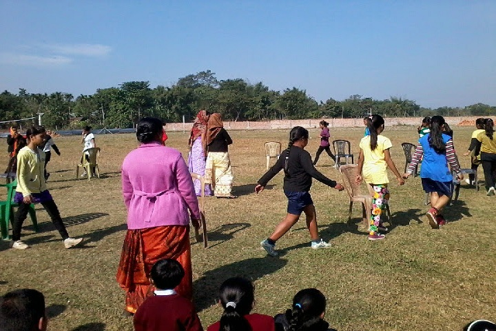 Holy Child Public School-Playground