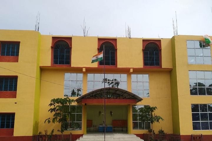 Holy Child Public School-Building
