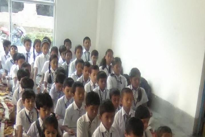 Holy Child Public School-Yoga