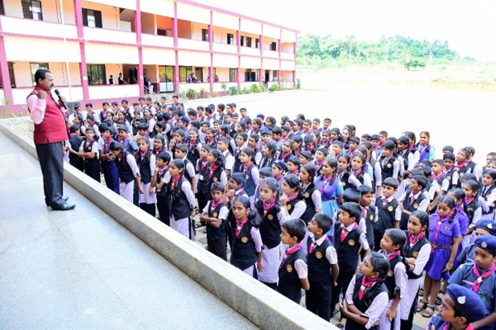 Rotary Central School-Assembly