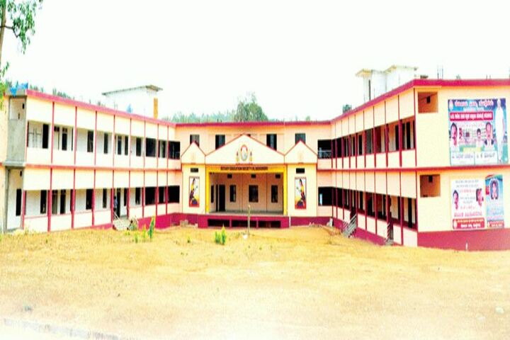 Rotary Central School-Campus View