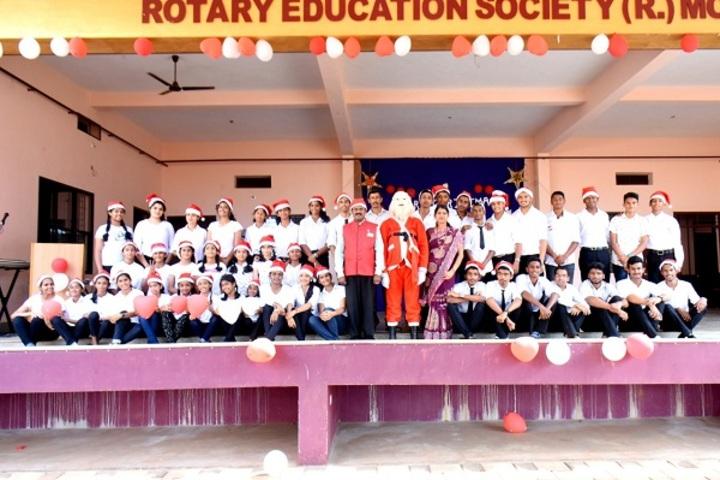 Rotary Central School-Christmas Celebrations
