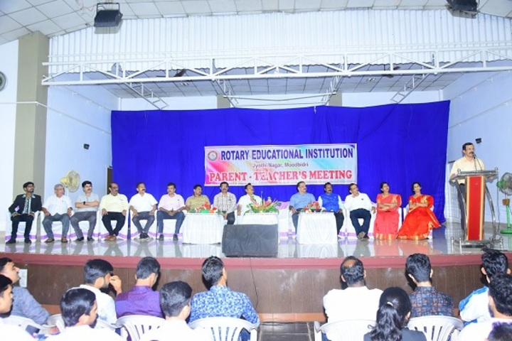 Rotary Central School-Parent Teacher Meeting