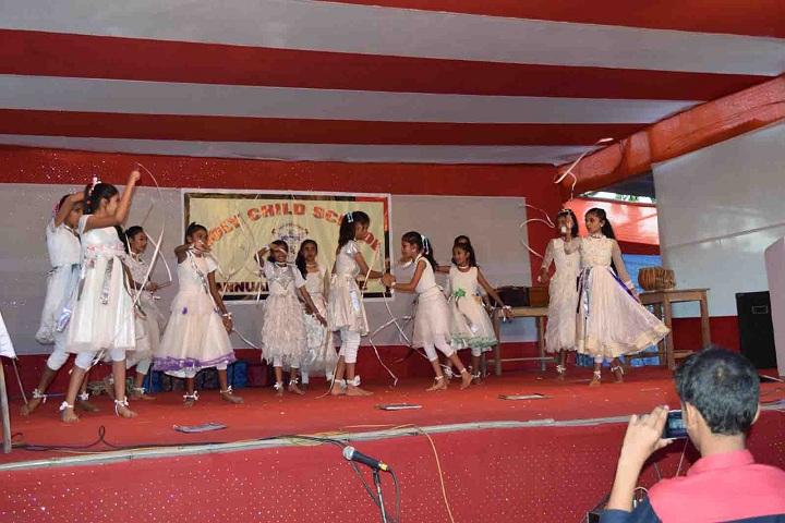 Holy Child School- Dance