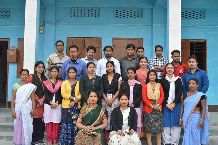 Holy Child School- Staff