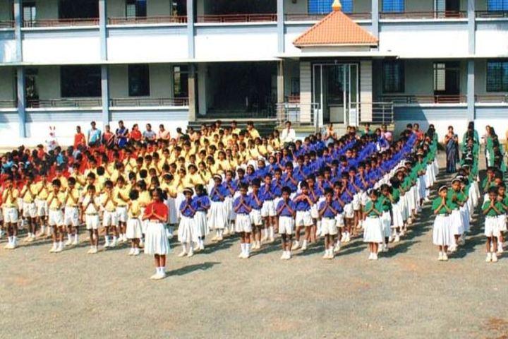 S B Darur Memorial English Medium School-Assembly