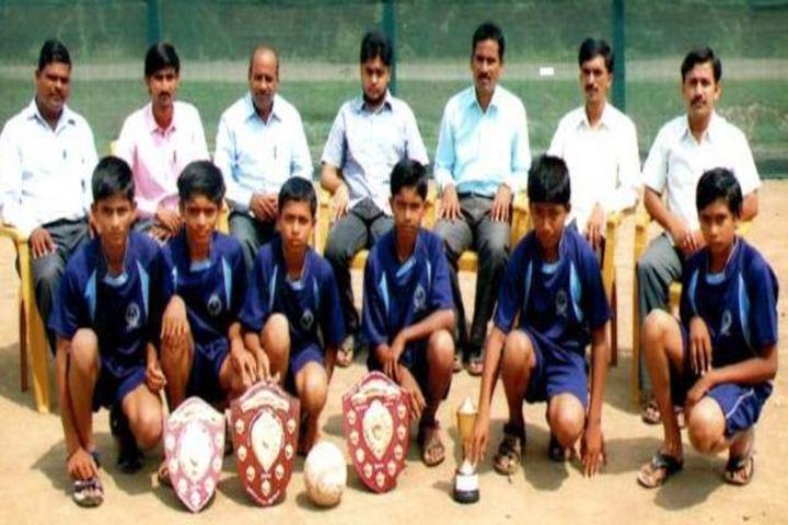 S B Darur Memorial English Medium School-Sports