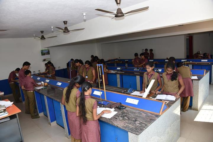 S R Public School-Physics-Laboratory