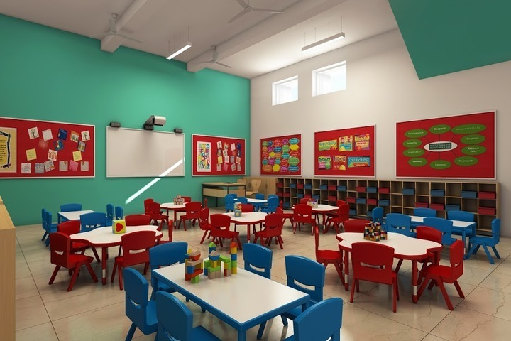 S R N Mehta School-Activity Room