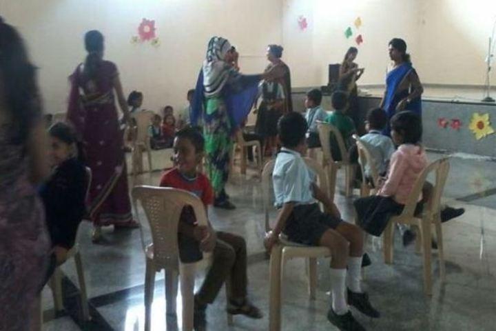 S R N Mehta School-Children Day