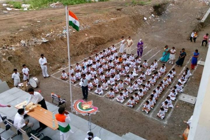 S R N Mehta School-Flag Hosting