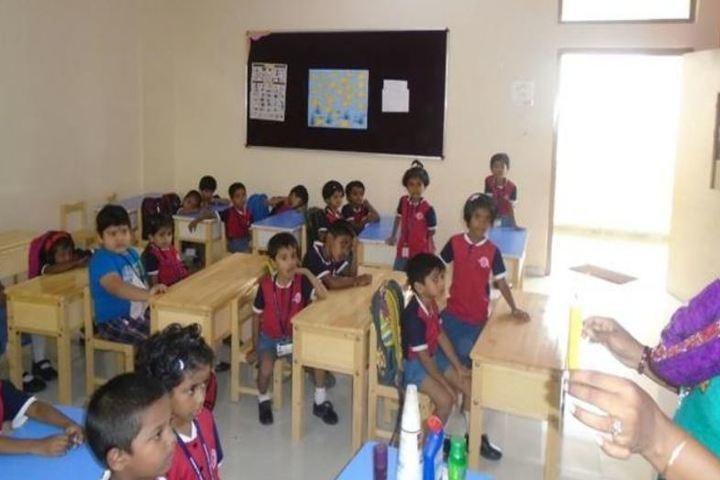 S R N Mehta School-Primary Classroom