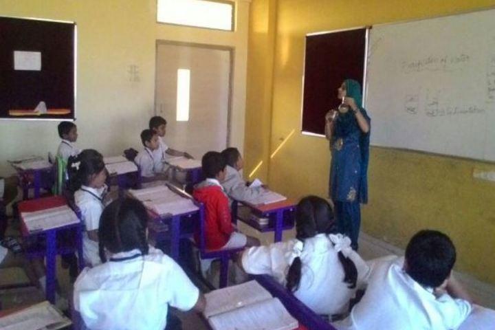 S R N Mehta School-Science Activity