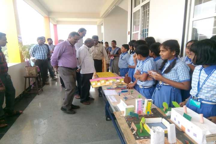 S J P N Trust School-Exhibition