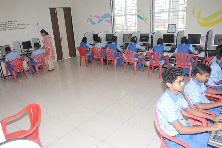 S J P N Trust School-IT-Lab
