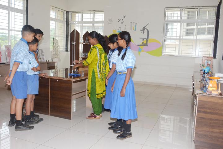 S J P N Trust School-Laboratory
