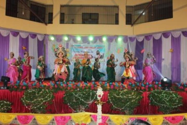 Sacred Heart Convent School-Annual-Day